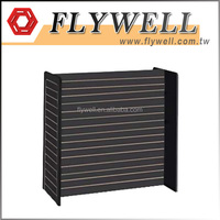 3 Panel Display Slatwall Wall Wood Panel