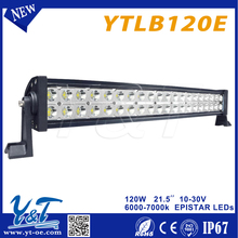 High Intensity Auto Tuning 10-30V Battery Powered Led Light Bar with CE & RoHs