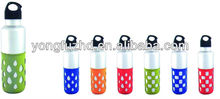 Bike Bicycle Cycling Stainless Steel 750ML Outdoor Sports Water Drinking Bottle