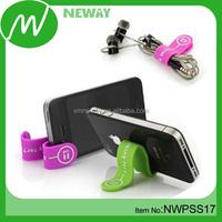 Flexible Funny Magnetic Cell Phone Holder for Desk
