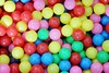 Good quality pu foam ball supplier wholesale ball pit balls