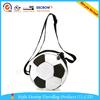 new design promotional football adjustable shoulder bottle cooler bag with soccer ball design