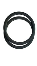 """light weight clincher carbon 38mm rims 20"""" 406 folding bicycle carbon wheel"""