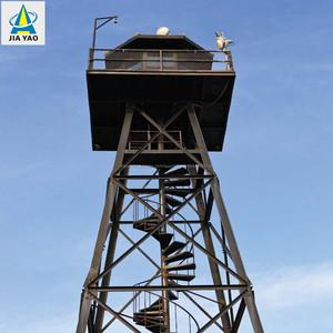 Los fenómenos meteorológicos de acero del protector del enrejado q235 miran el proveedor de la torre de observación de la torre