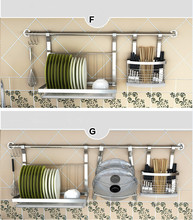 China Environment stainless steel kitchen cabinet plate rack