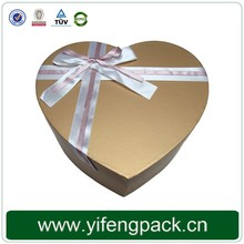 Excellent quality heart shape jewelry packing box,jewelry storage box,jewelry packing case