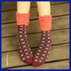 2015 socks factory New Design pretty nylon spandex soccer sock