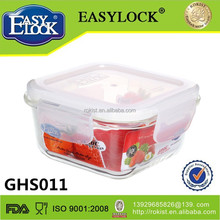 heat-resistant eco friendly shipping box container