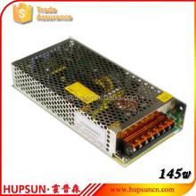 hot good 145w switching power supply 12v 12a, 36v 4a led power supply, 48v power supply 3a led driver