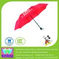 ws153809 fábrica de paraguas de china mini paraguas