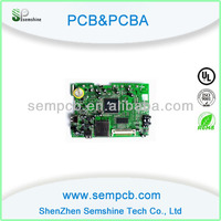 OEM electronic pcb manufacture and contract pcb assembly service for automatic car machine in Shenzhen pcb factory