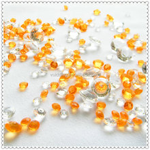 Chinese Acrylic Loyal Diamond Confetti For Wedding Table Scatter