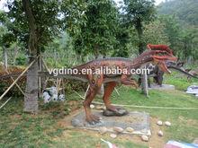 Vg1366- dinossauro parque de dinossauros grandes esculturas