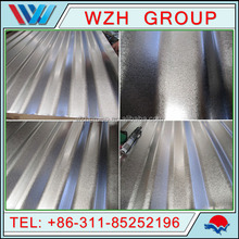 Corrugated Steel Sheet Galvanized Metal Roofing Price/ GI Coil