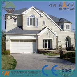 china prefabricated light steel frame house prefab house