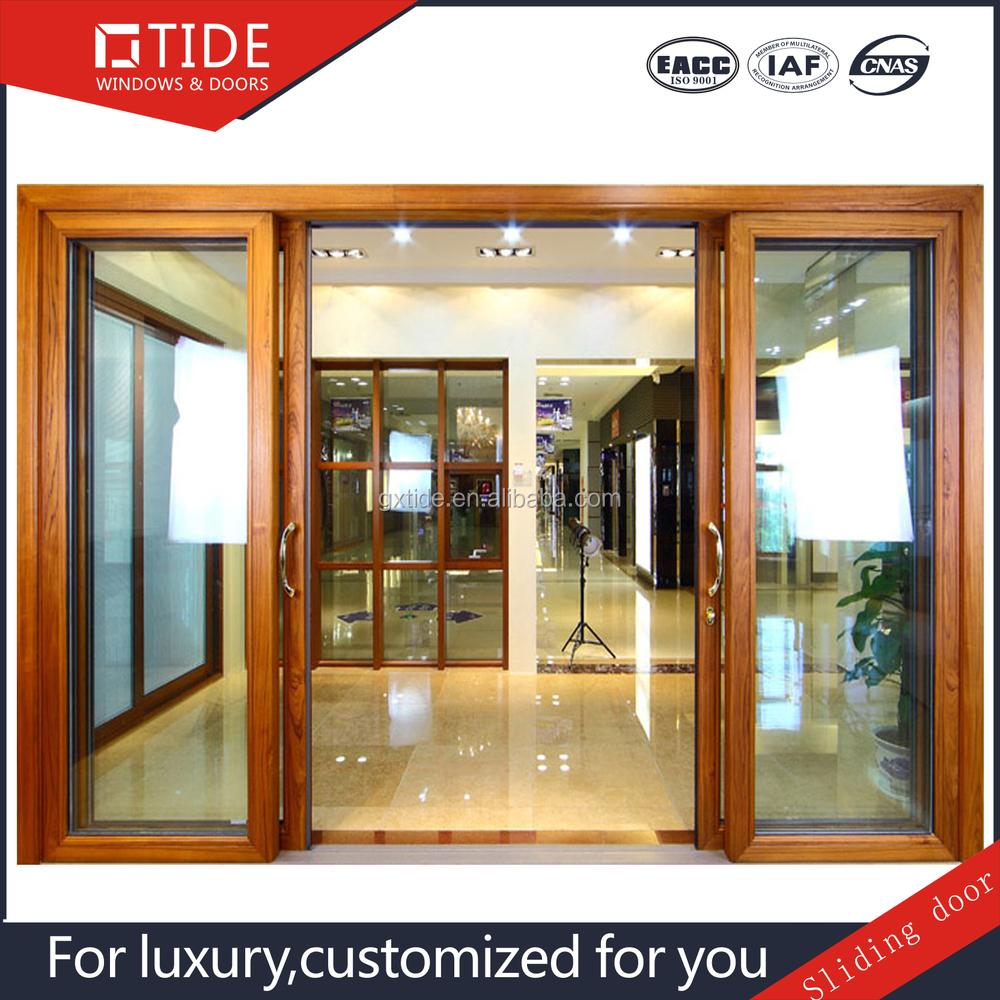 Puertas de aluminio para balcones free puertas de for Puertas correderas terraza