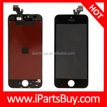 3 in 1 ( LCD + Touch Pad + LCD Frame) replacement LCD Screen Digitizer Assembly for iPhone 5,mobile phone spare parts