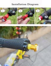Bike bicycle signal light led bike light set