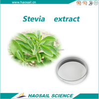 Top quality Natural sweeteners Rebaudioside-A& stevioside Stevia extract