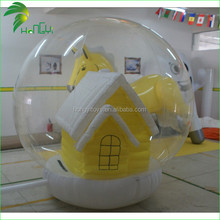 hot selling Christmas house inflatable decoration