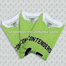 sublimation basketball warm up tops