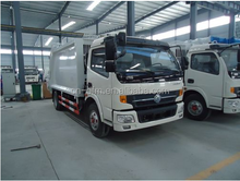 HOT Model Dongfeng mini garbage truck for sale 6m3 hot in Nigeria Market