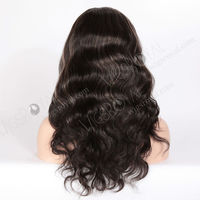 1b#/27 highlight color permanent human hair wigs