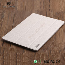 High Quality Ultra Thin Colorful Protective PU Leather Flip Stand Case for iPad Mini 2