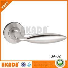 Aluminum And Glass Updated Stainless Steel Entrance Zinc Alloy And Glass Door Pull Door Handle