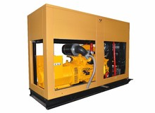 50Hz Silent Enclosure Googol Natural Gas Generator 80kW 100kVA