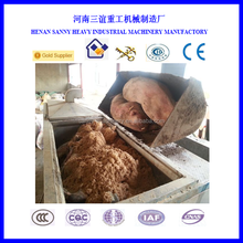Bio-safety disposal of livestock and poultry