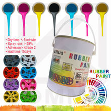 450ml Hot Sale Magic Car Care Products plastic dip spray