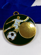 cheap factory price Customized medal for soccer sport event zinc alloy soft enamel