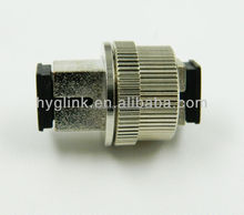 Made in China high quality fiber optic lc attenuator 7db/10 db attenuator for fiber solution