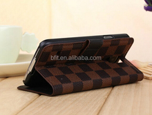 flip leather cover for Samsung galaxy s5, luxury leather case bag for Samsung s5