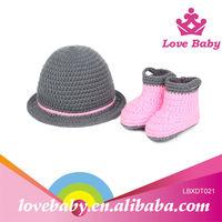 Lovely multi colors newborn baby hat knitting pattern