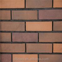 Exterior decoration wall brick panel