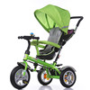 Multifunctional trike for kid / 3 in 1 stroller baby pram tricycle / baby tricyle stroller with push bar