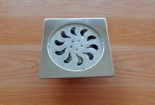 deodorant stainless steel floor drain shower drain