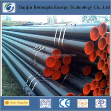 large diameter SCH120 carbon seamless steel pipe