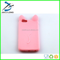 Hot sale silicone phone case for mobile phone accessory