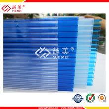 Materiales de Construcción del panel solar, PALRAM Polygal hojas huecas de policarbonato celular