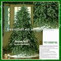 PVC ordinaria del árbol de Navidad artificial