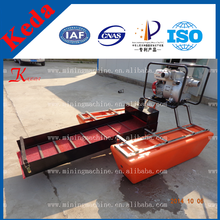 Standard Configuration and Fair Price Small Gold Dredger