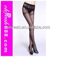 High fashion pretty sexy black Pantyhose photosgirls nylon stockings wholesale