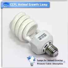 2015 New products energy saving CCFL animal growing tubes calcium supplement UVB lamps