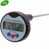 Cooking Digital Meat Thermometer for Barbecue and Chef Food Thermometer for BBQ and Grill with Metal Probe