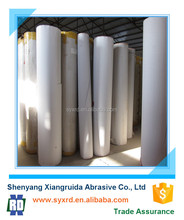 80 to 800 grit Electro Coated White Color Sandpaper Roll for Wood and Paint