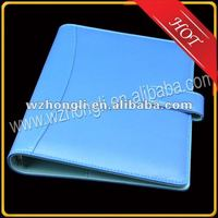 2013 leather organizer cover