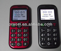 big button mobile telephone for old people CE ROHS